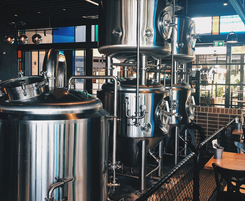 Craft Beer Brewed in House